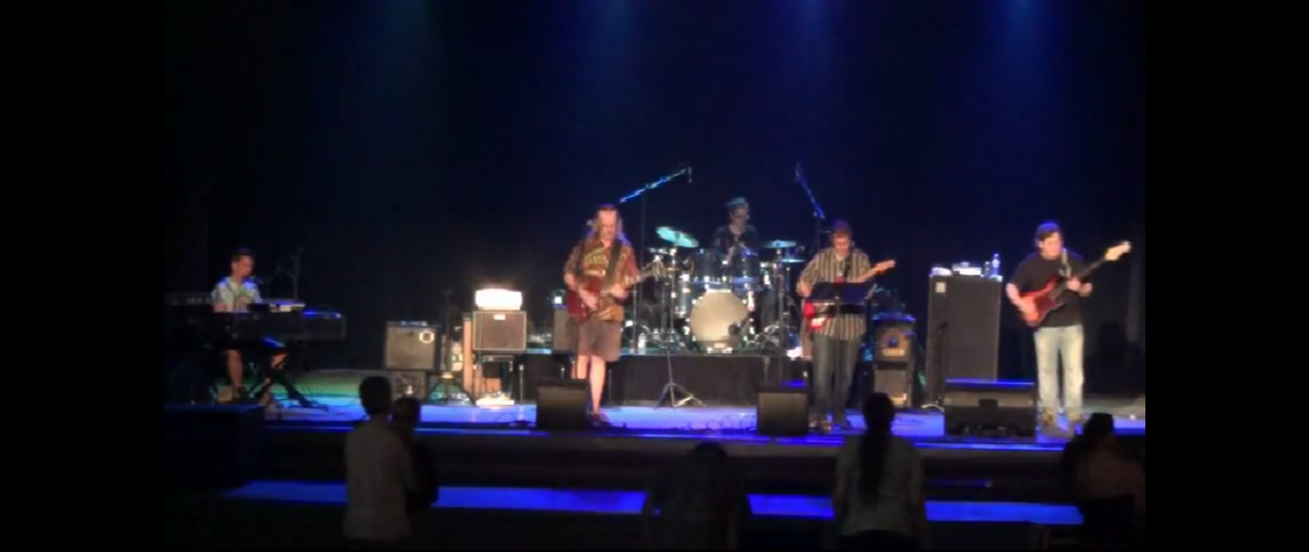 Ice Petal Flowers at the Oneonta Theater July 29, 2016